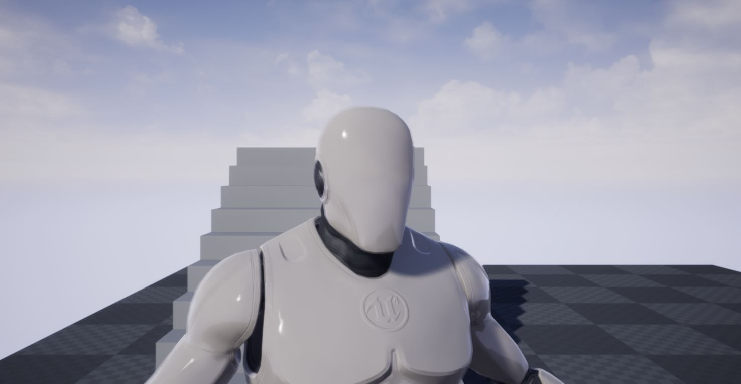 HowTo: Dolly Zoom in UE4
